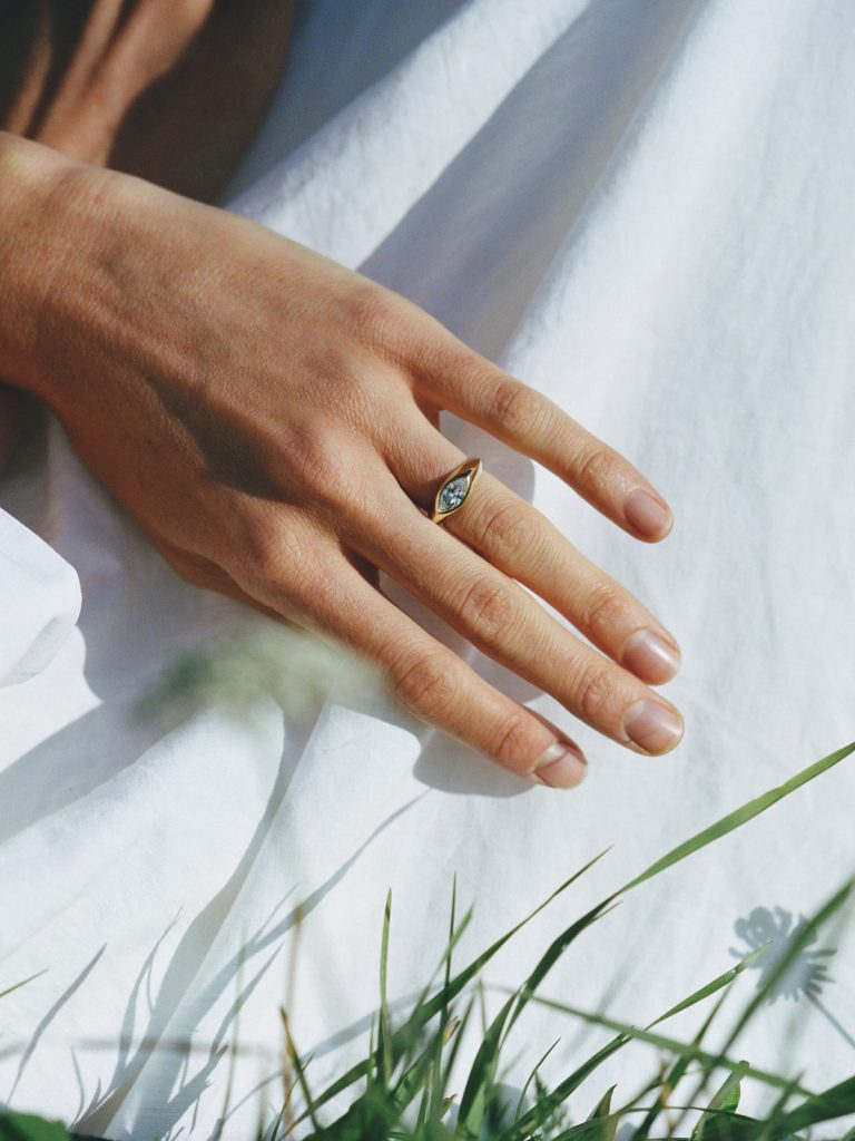 <strong>Chic Commitment:</strong> Ceremony's Modern Day Answer to the Engagement Ring